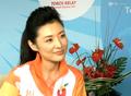 视频:周涛称大运会交友重要 想起京奥往事