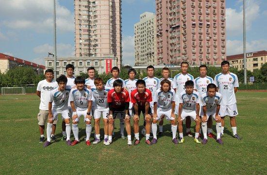 2012-13赛季五甲联赛球队 上海徐房俱乐部