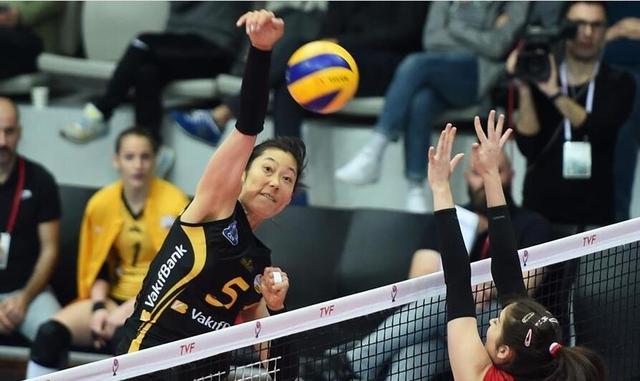 朱婷22分瓦基弗零封东道主 第三次夺欧冠冠军