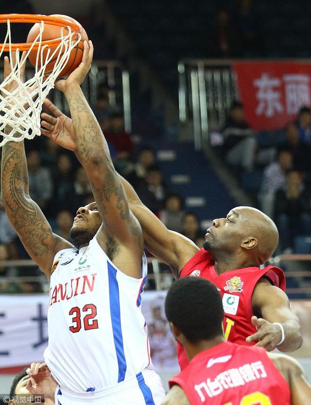 吉媒:关键时刻的争议判罚 吉林客场不敌天津