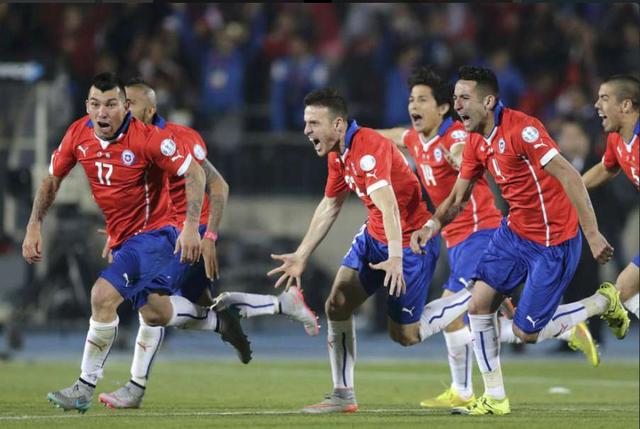 智利总结:首夺美洲杯冠军 双斯组合超越双萨