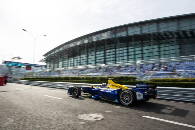 F1中国第二站或落户北京 越南赛有望顶替大马