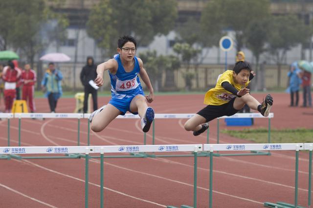 青少年体育运动愈加专业