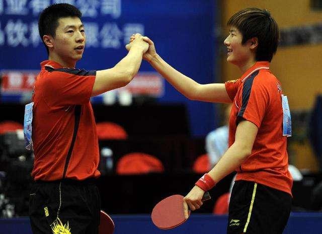 国乒四人入选世界杯参赛名单 马龙丁宁分列头号种子
