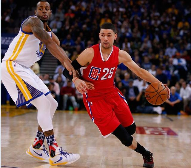 The Clippers childe ye: want to beat the warriors they know our thoughts