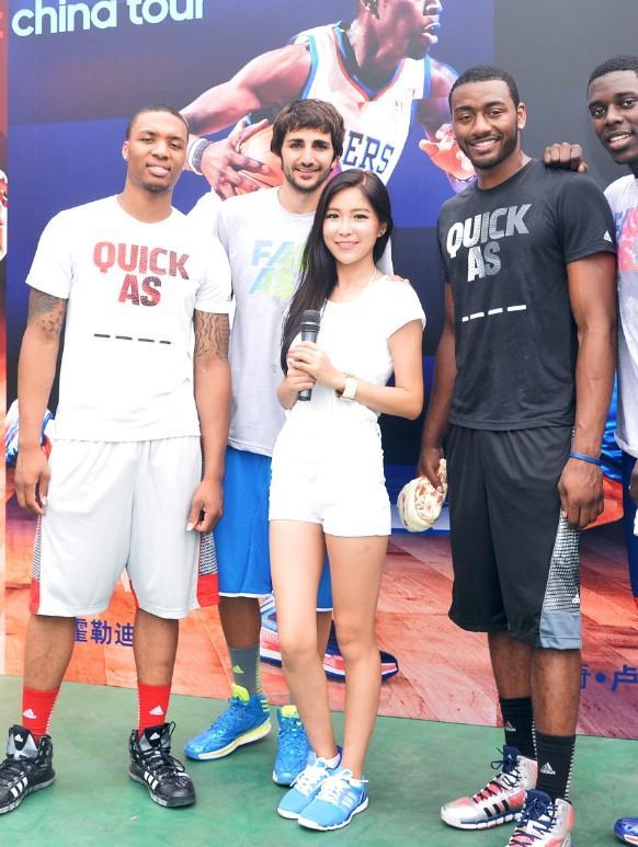 周玲安和NBA四大控卫