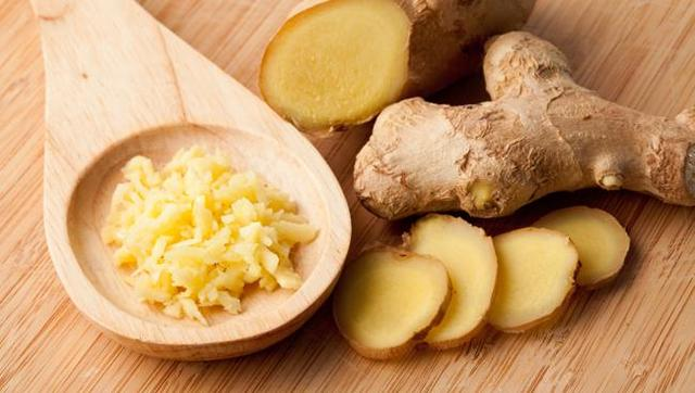 吃这5种食物减缓肌肉酸痛 生姜绿叶菜成首选