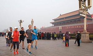 2016扎克伯格最难忘的跑步城市 北京西安入选