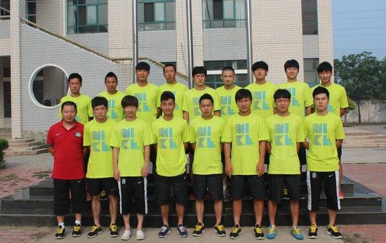 2012-13赛季五甲联赛球队简介 河南金鑫珠宝