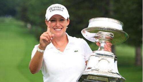 美国女子高尔夫复苏 科尔赞LPGA执行官有头脑