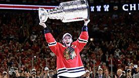 ESPN评20年体坛20队 NHL黑鹰红翼实力上榜