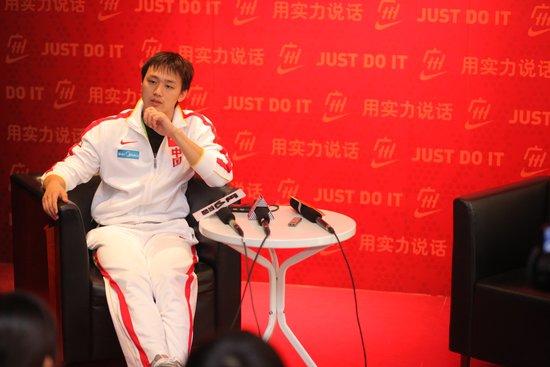 张琳:我承认我失败了 赛前就预感到成绩不好