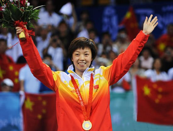 张怡宁职业生涯回顾 一姐19冠跨越邓亚萍纪录