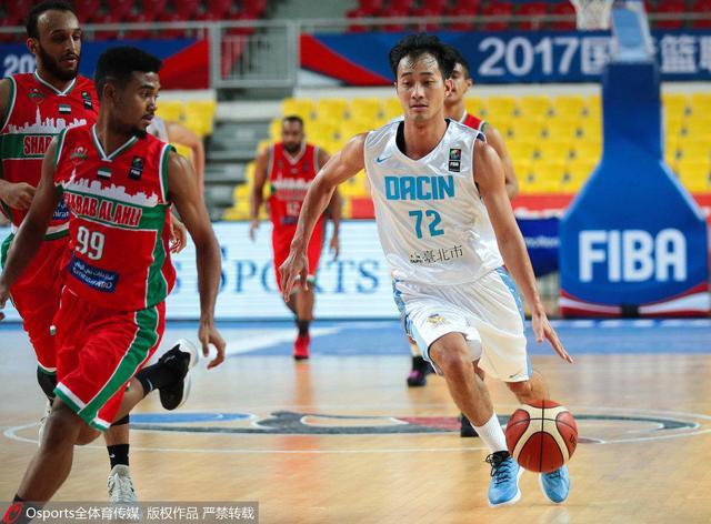 篮球亚冠-宝岛冠军轻取阿尔阿赫利 收获第7名