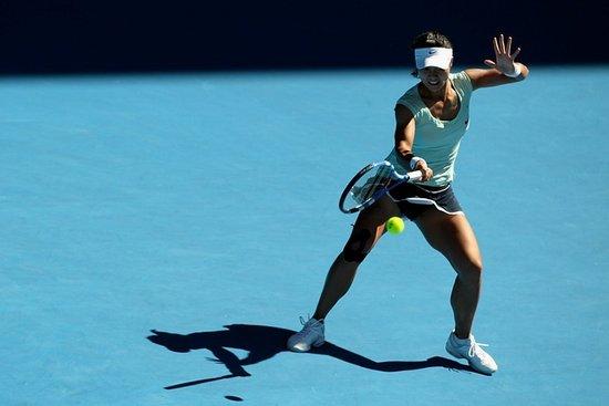李娜12年锻造超一流实力 将自己写进网球历史