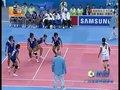 视频:女子卡巴迪决赛 印度队进攻得到一分