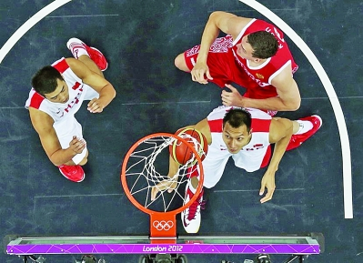 今晚死磕澳大利亚 中国男篮力争避免3连败