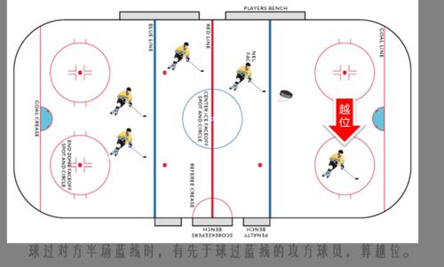 """NHL比赛规则:犯规进""""小黑屋"""" 竟允许打架"""