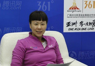 钱红:朴泰桓是天才 张琳莫气馁目标应是伦敦