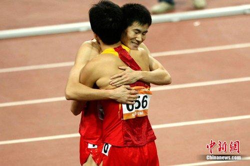史冬鹏:观众是来看刘翔的 顺便看我也要感谢