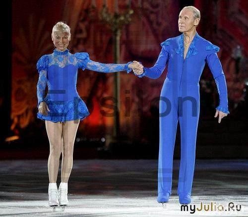 冰坛长青树恩爱一秀63年:喜欢永远穿着比赛服