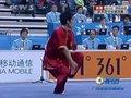 视频:男子长拳决赛全程回顾 袁晓超夺得首金