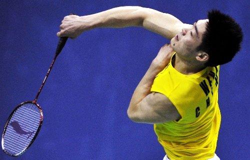 中国羽毛球夺银直呼意外 文凯坦言银牌也开心