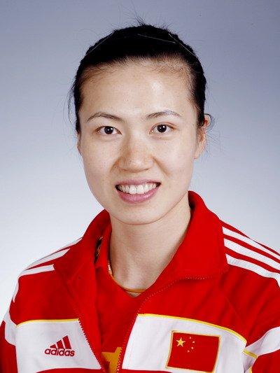 排球名将之中国女排运动员周苏红