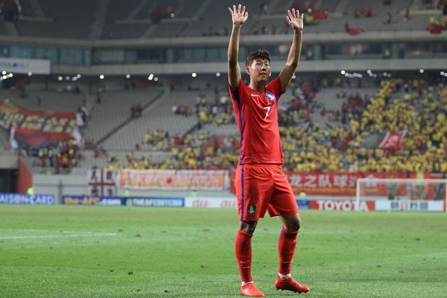 孙兴慜:没见中国队强在哪 他们对我用少林腿