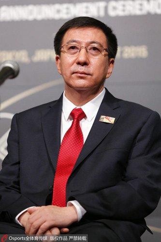 北京副市长:感谢FIBA信任中国 一定不负众望