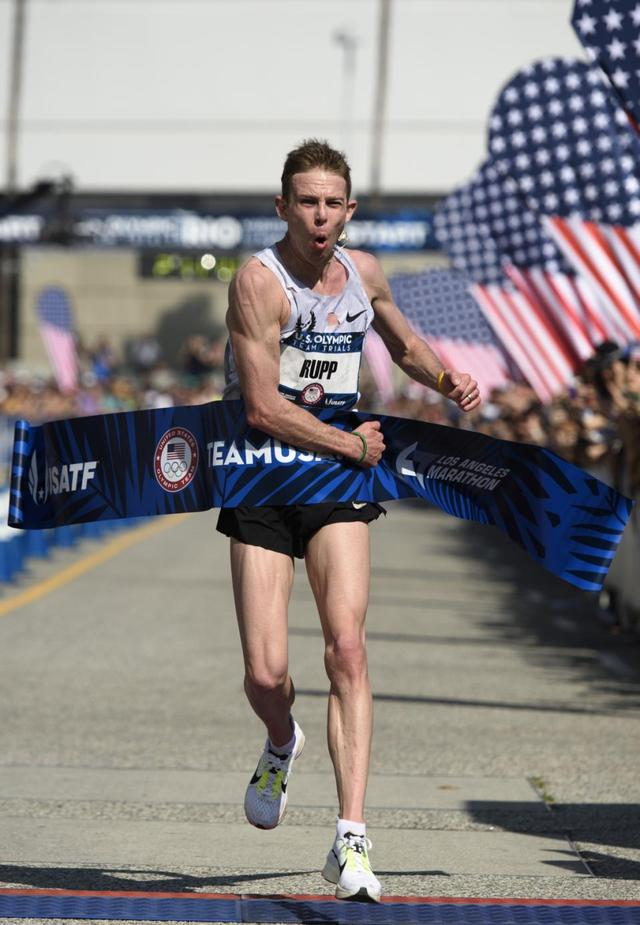 American Olympic marathon quota causes the London Olympic Games is over runners-up title