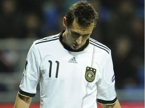 拜仁再成FIFA病毒受害者 克洛泽受伤无缘联赛