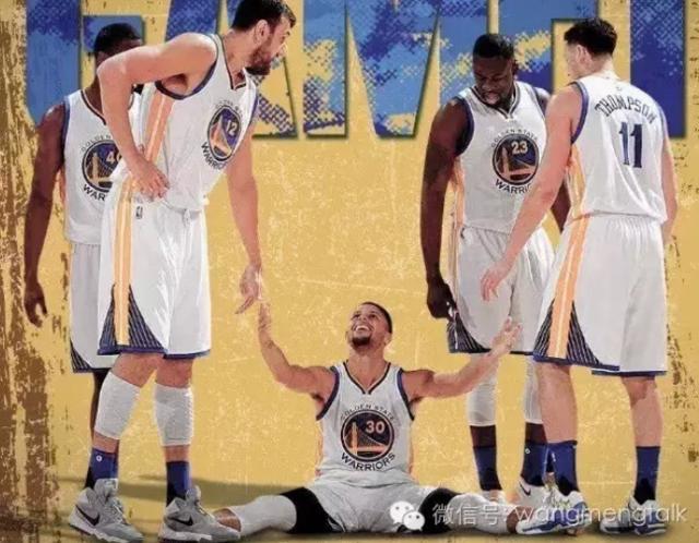 王猛:勇士大胜因整体出色 团队才是篮球真理