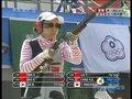 视频:女子飞碟第145枪 冠军之争进入白热化