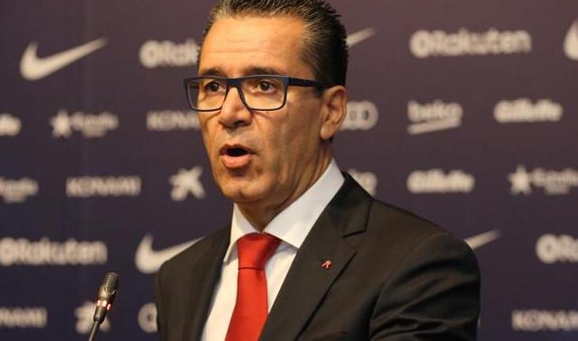 巴萨发言人:任何联赛都想得到巴萨 目前只考虑西甲