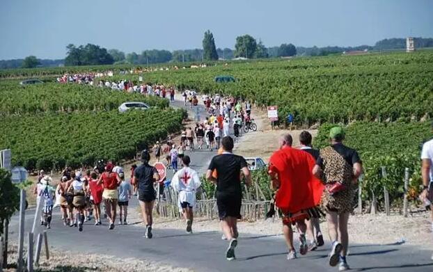 最有特色的7大海外马拉松赛事:可以边吃边跑
