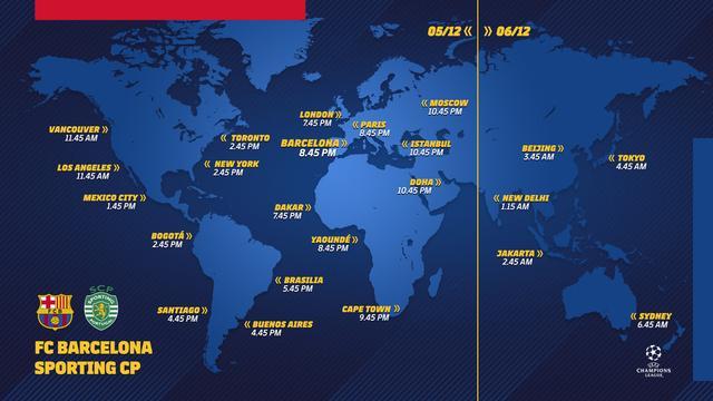 巴萨vs葡萄牙体育全球直播指引