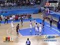 视频:男篮1/4决赛 卡塔尔队妙传篮下得分
