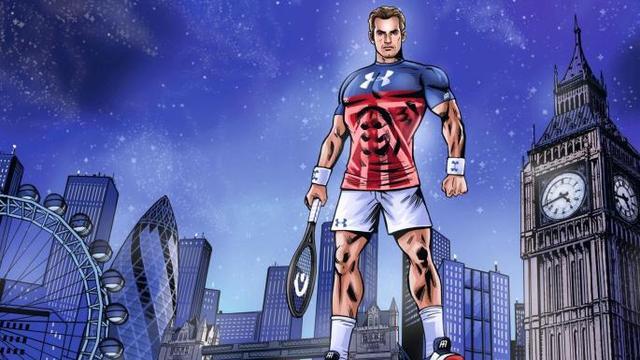 超级英雄版穆雷将现女王杯:纳达尔已成过去式