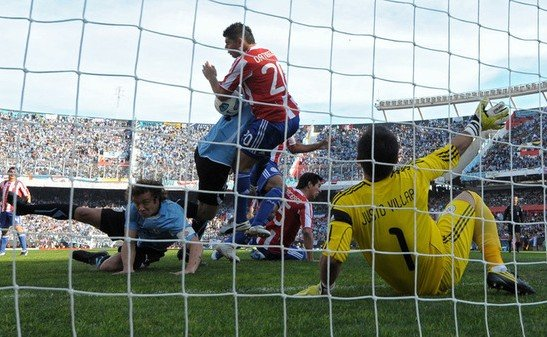 巴拉圭一场不胜夺亚军 南美意大利演另类崛起