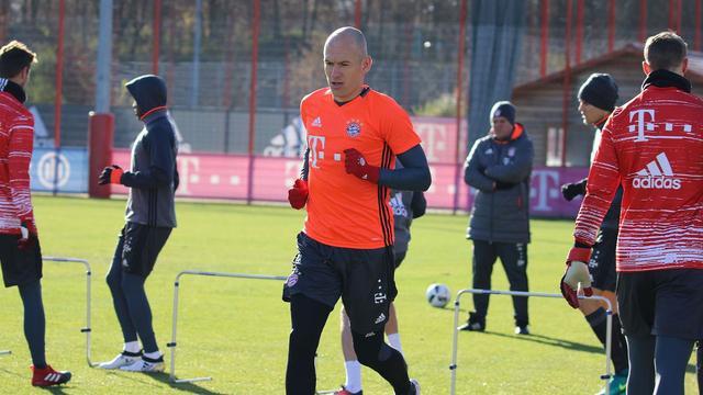 Prospective Bayern VS Leipzig: list of Bundesliga opener Robben Rahm comeback