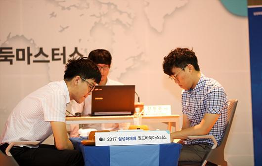 三星杯柯洁逆转晋级16强 中国7人加赛第三轮