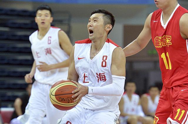 全运男篮-上海4人上双加时胜解放军