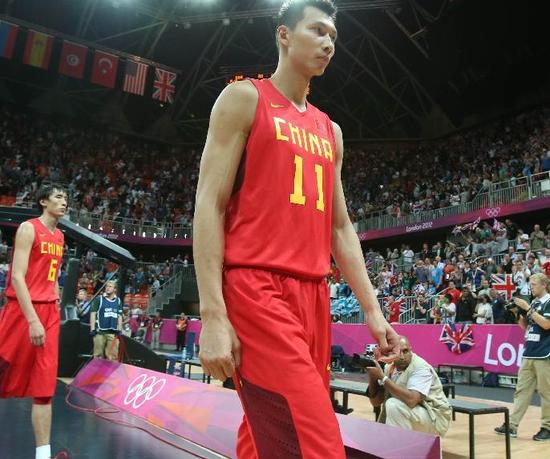 腾讯特评:中国篮球的2012 先扮屌丝然后逆袭