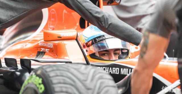 迈凯轮坚挺82圈故障消失 无阻阿隆索逃离之心