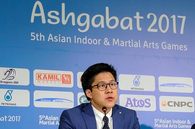 霍启刚当选亚洲电竞协会主席 助力电竞进军奥运