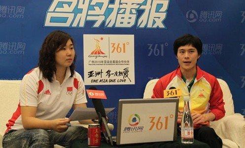 实录:张娜做客评女排 金牌意义不亚于04雅典