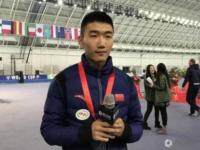 速滑总决赛高亭宇冲奖牌 张虹于静高挂免战牌