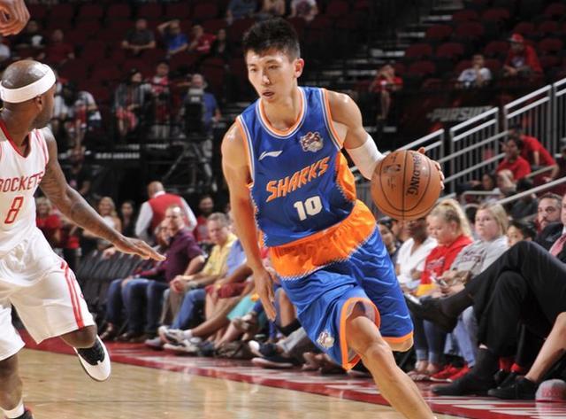 37年后再与NBA球队较量 中国篮球已地覆天翻
