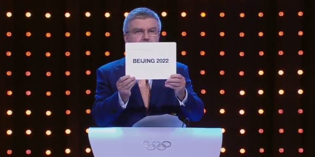 北京获得2022冬奥会主办权 申办成功创造历史
